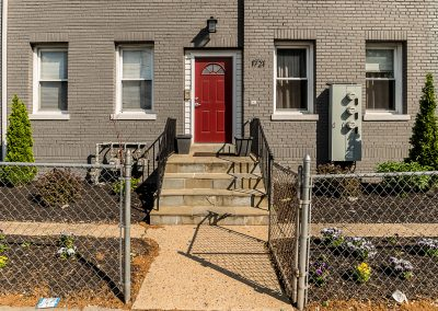 1721 West Virginia Ave NE, Unit #1 Washington, DC 20002