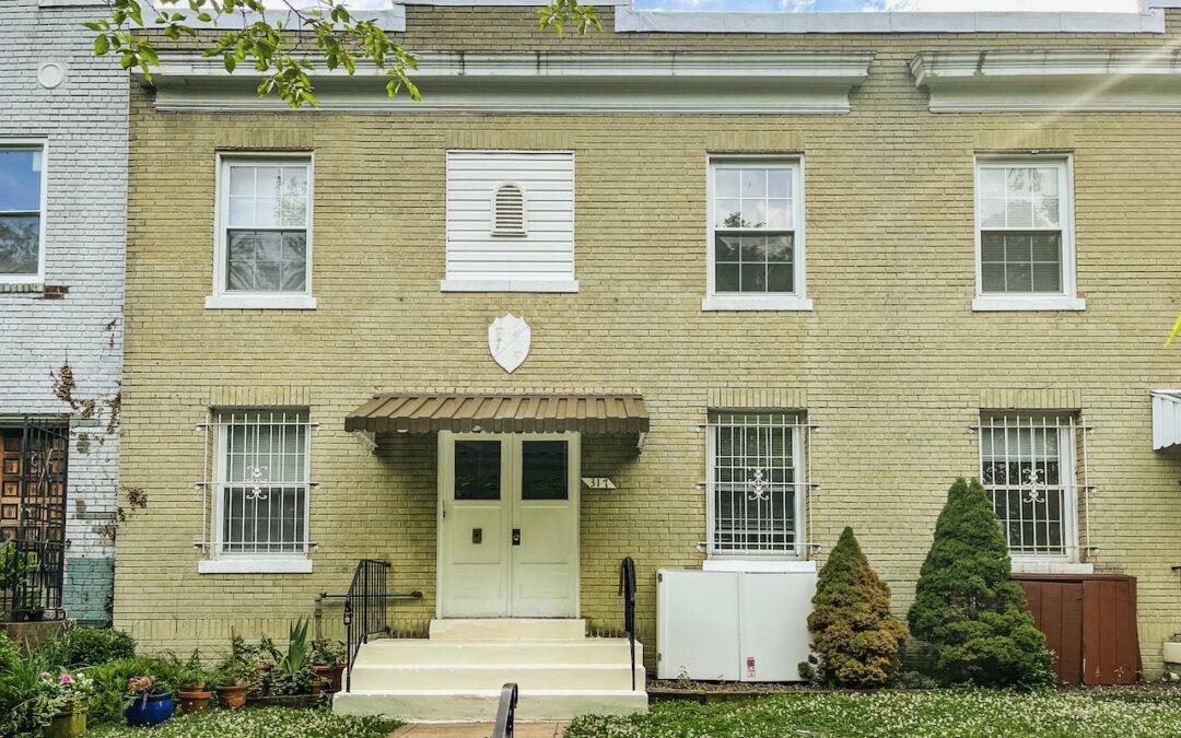 317 Kentucky Ave SE #4, Washington DC 20003